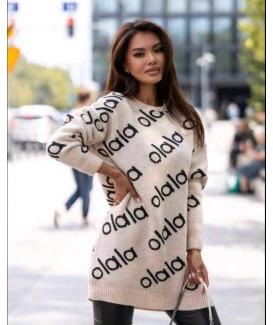Дамска плетена туника