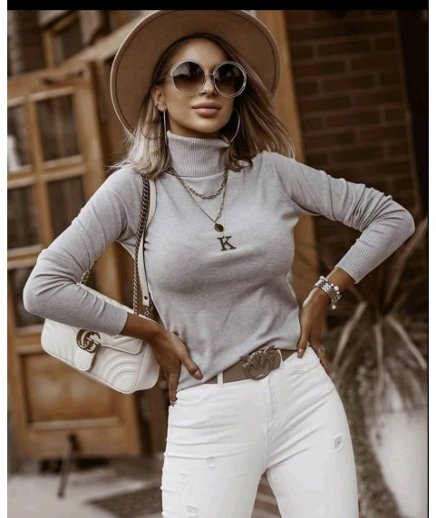 Дамска блуза финно плетиво