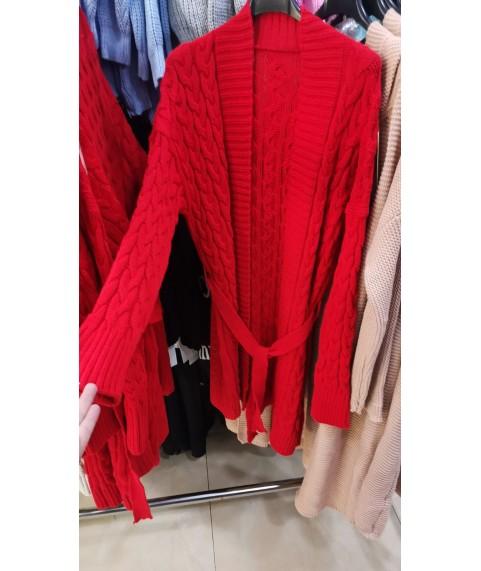 Дамска жилетка в 7 цвята
